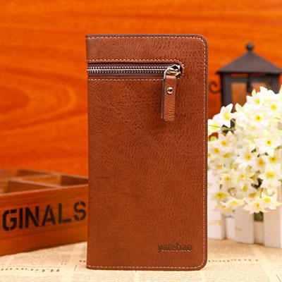 good quanlity long standard designer wallet men PU material brand wallets men interiorslot pocket purse card