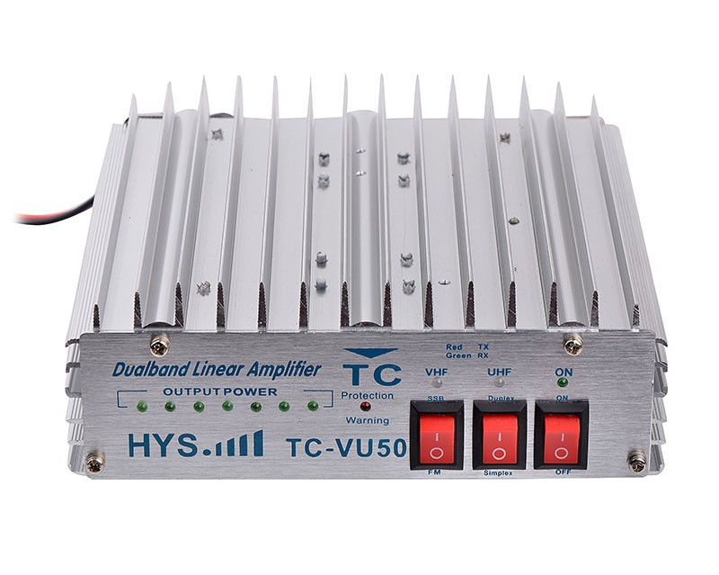 Cheap Output power SSB 100W 140-150 and 460-470Mhz Dual band power amplifier for Baofeng UV 5R(China (Mainland))