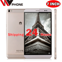 WV Original HuaWei Honor X2 Mediapad X2 4G FDD LTE Mobile Phone Kirin 930  7 Inch IPS 1920X1200 3GB RAM 32GB ROM 13.0MP(China (Mainland))