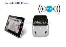 Portable Wifi Printer for Android and iOS Mobile Phone, Pad, Laptop(China (Mainland))
