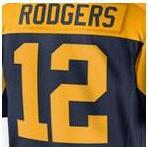 Color Rush Limited Jersey Rodgers Jordy Nelson Custom Stitched Aaron Clay Cheap Authentic Sports Jerseys Matthews Direct China(China (Mainland))
