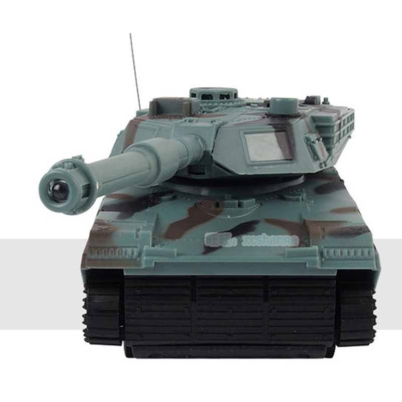 1:22 RC Tank Battle RC Fighting Toy Tank Model Classic R/C Radio Remote Control Tank 360 Rotation Music LED toys For Children(China (Mainland))
