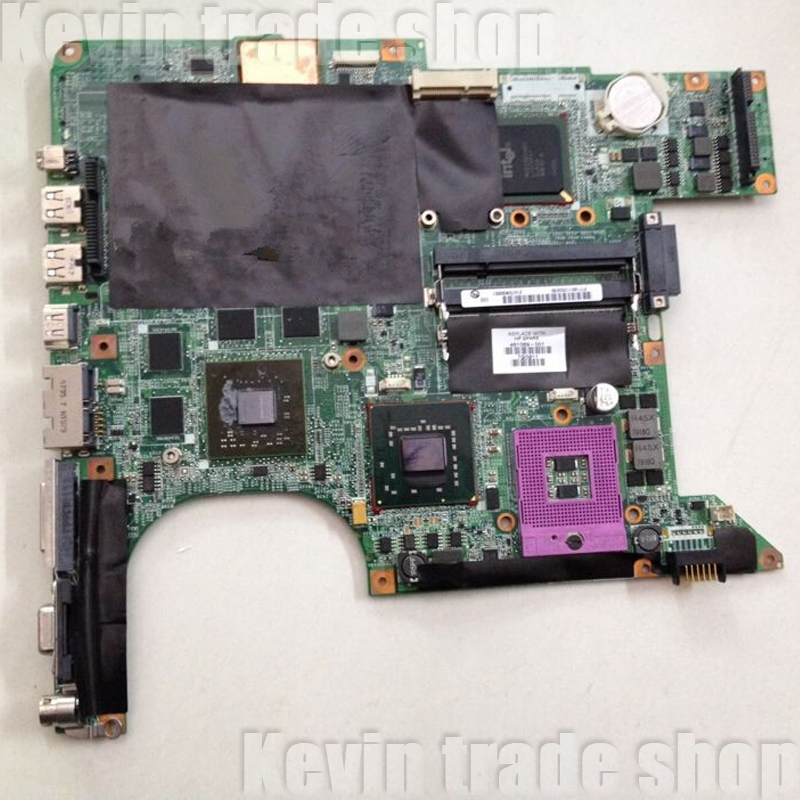 461069-001 LAPTOP Motherboard for HP PAVILION DV9000 DV9700 DV9800 INTEL PM965 NON-INTEGRATED ddr2 Fully work & 100% Tested(China (Mainland))