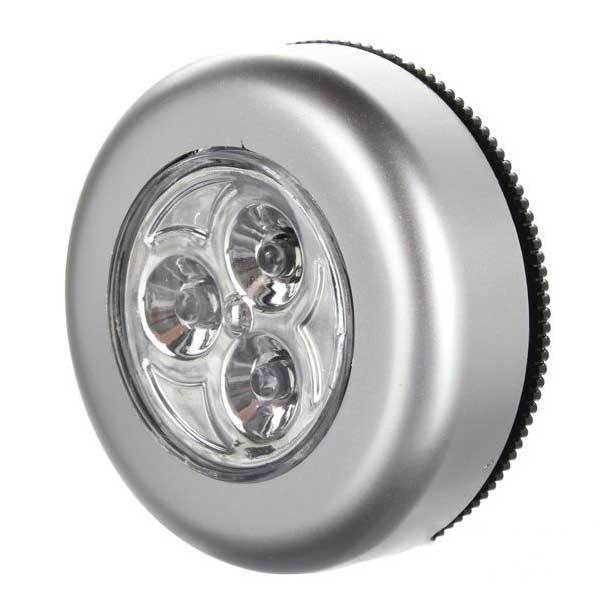 Foster Wireless LED Cabinet Light Closet Lamp Car Inside Bulb Battery Power(China (Mainland))