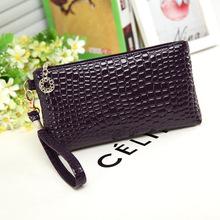 Clutch 2015 new crocodile clutch bag fashion women s purse packet phone package