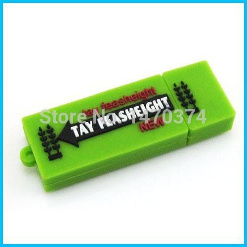 The latest popular gum USB drive 32 gb 64 gb USB flash drive gum USB flash drive(China (Mainland))