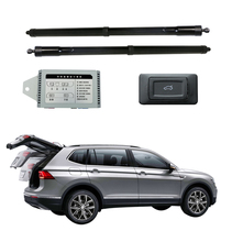 Better Smart Auto Electric Tail Gate Lift for VW Tiguan 2017 model, very good quality, free shipping! hot selling!(China (Mainland))