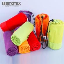 Toalla de deportes Con la Bolsa 70x130 cm Tamaño Más Grande de Microfibra toalha de esportes de Natación Gimnasio Toalla de Viaje(China (Mainland))
