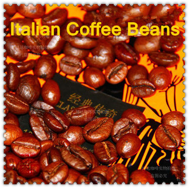 227g Medium Roast Italian Espresso Coffee bean Classic Legend For Weight Loss100 Green Coffee Beans Freshly