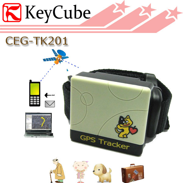 GPS-трекер Kcube 2 /tk201 GSM/GPS Pet Realtime Quad Band аксессуар детский трекер gps lineable smart band size m pink rwl 100pkmd