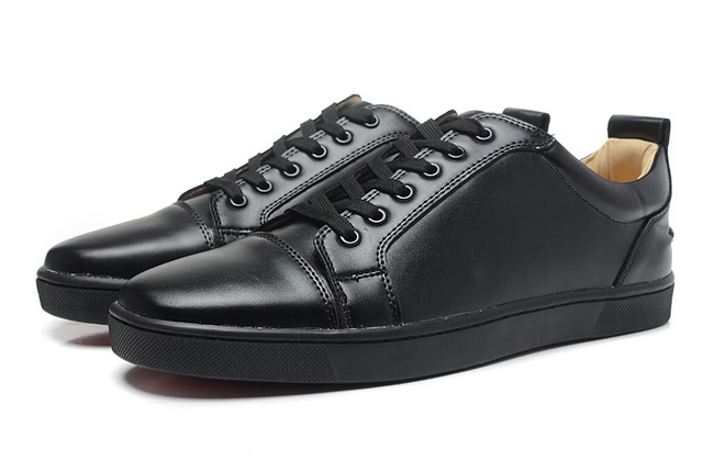 France Original Fashion luxury brand Genuine Leather Red Bottoms sneakers for men, women Low shoes have a box plus sizes 35-46