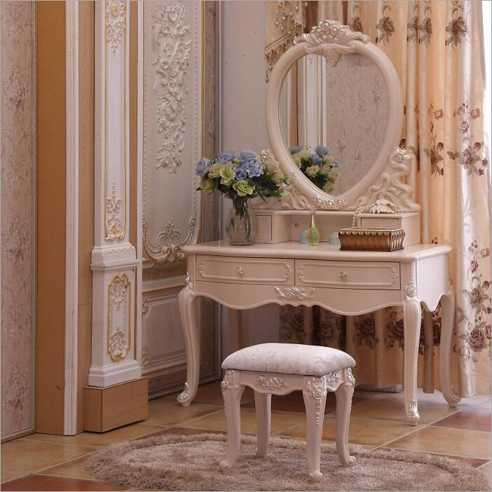 European mirror table dresser French bedroom furniture o1241(China (Mainland))