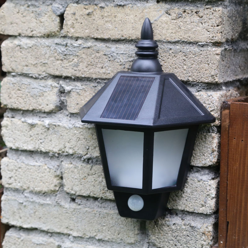 outdoor lamp body induction post