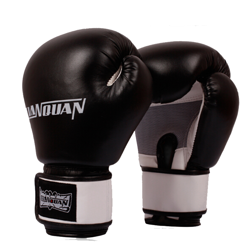 product Free shipping quality goods like hot cakes EVERLAST boxing gloves/sanda fists/ventilation type / 8-16 ounces white and pink
