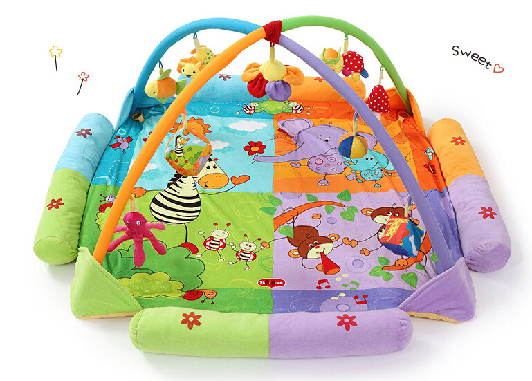 Baby Floor Toys : Aliexpress buy educational baby toys play gym large
