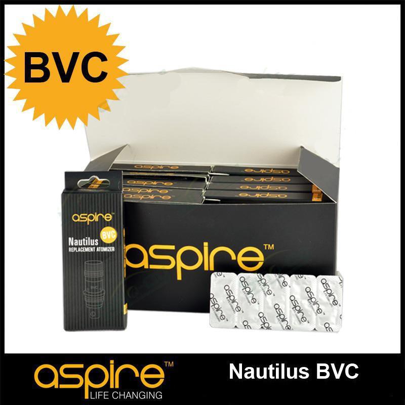 Aspire BVC BVC Aspire /25pc Aspire Nautilus mini BVC coil ноутбук lenovo thinkpad t560 20fh001frt 15 6 intel core i5 2300мгц 4гб ram dvd нет 520гб черный wi fi windows 10 pro bluetooth