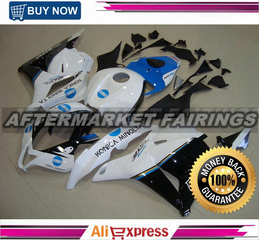 KONICA Fairing kits CBR600RR 2011 For Honda Superbike parts with free shipping(China (Mainland))