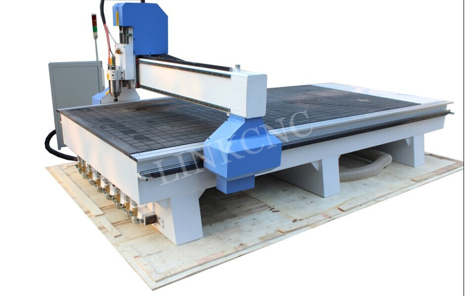 LINK CNC ROUTER LXM1530 !!! woodworking machine / cad cam milling machine(China (Mainland))
