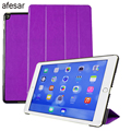 afesar For iPad 6 For ipad Air 2 Luxury Deer Leather Flip Case Stand Display Smart