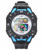 Men Women 30 M Waterproof LED Date Alarm Stopwatch Digital Electronic Sport Watch Swim Blue Green