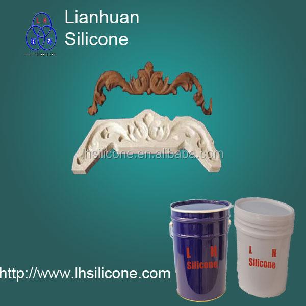 silikon die casting/silikon concrete form/Silicone liquid rubber for molding(China (Mainland))