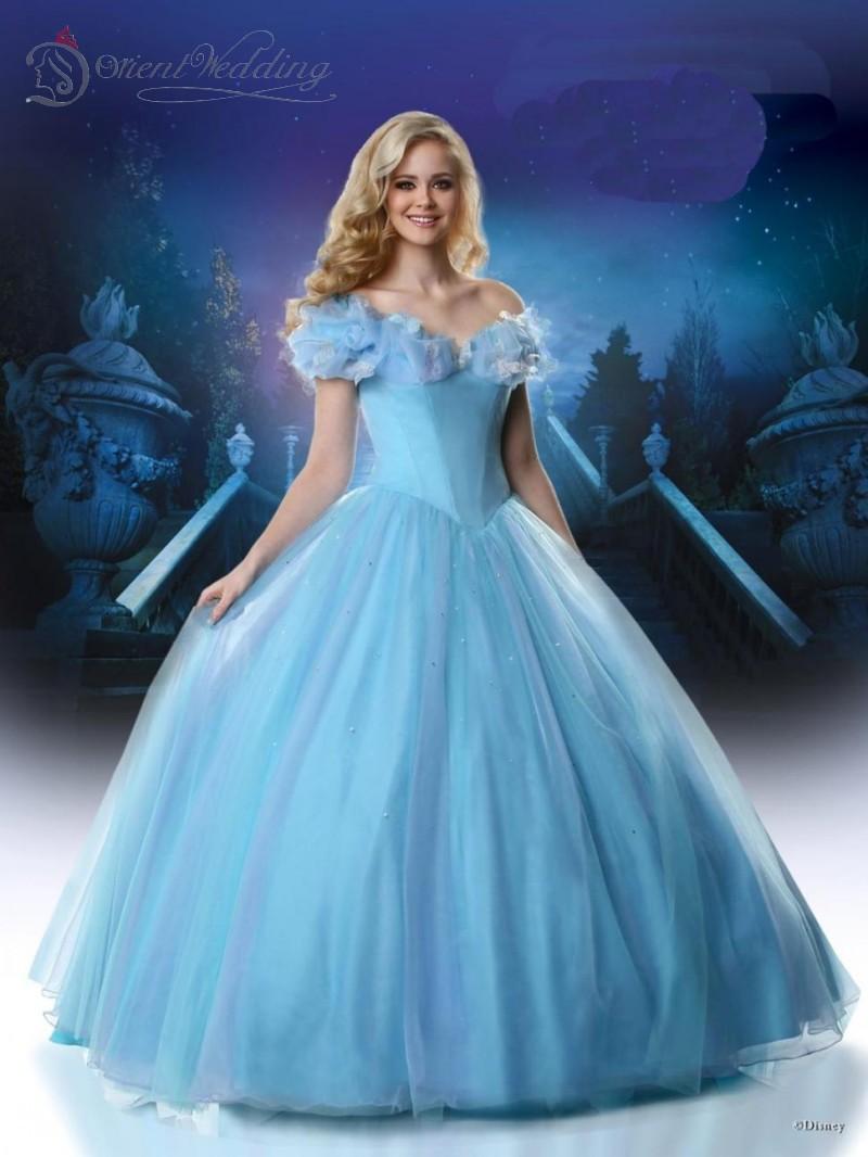 Cinderella prom dresses 2017