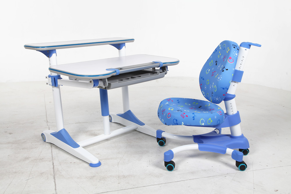 Ergonomic student desk and chair adjustable height in - Ergonomic table and chair ...