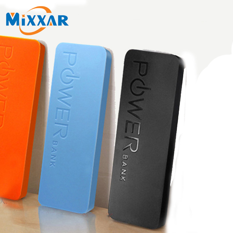 zk90 Mixxar Slim 2200mAh Power Bank Portable General Charger Powerbank External Backup Battery Pack(China (Mainland))