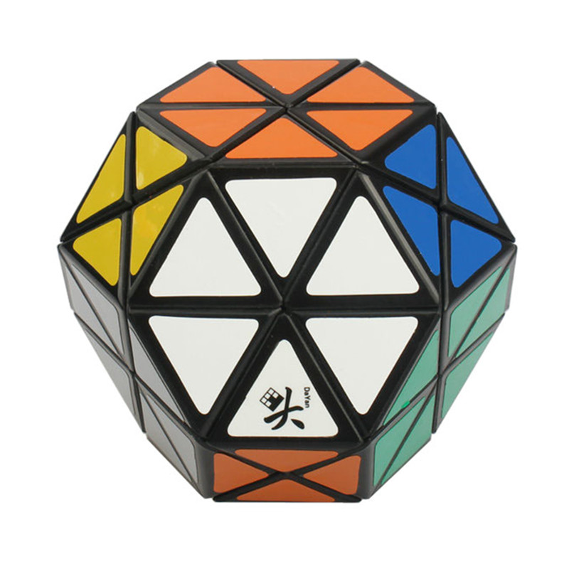 2014 new Brand DaYan Magic cubes Gem I Diamond speed puzzles Toy Twist Magico Square Cubo learning & education Gift(China (Mainland))