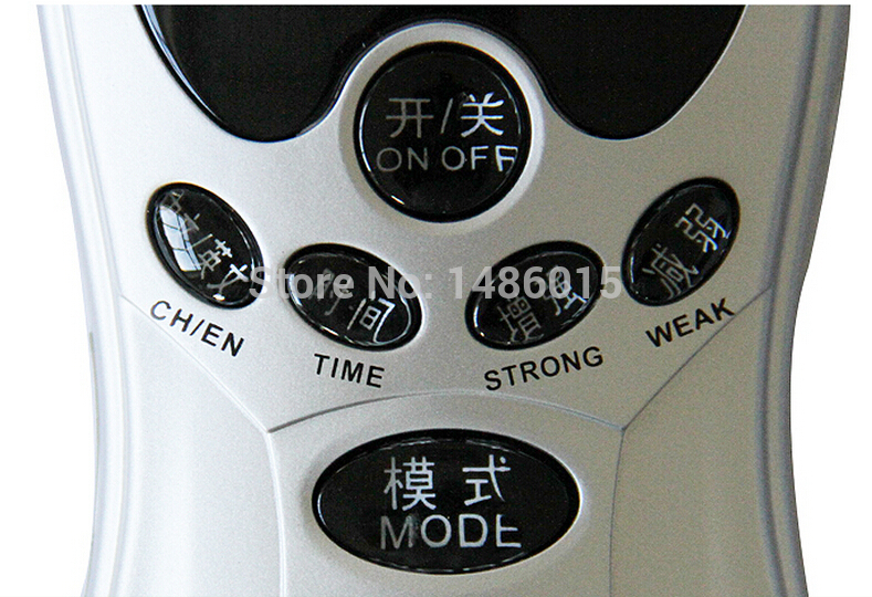 Tens/Acupuncture/Digital Therapy Machine Massager electronic pulse massager health care equipment with 4 heads And 10 pads  Tens/Acupuncture/Digital Therapy Machine Massager electronic pulse massager health care equipment with 4 heads And 10 pads  Tens/Acupuncture/Digital Therapy Machine Massager electronic pulse massager health care equipment with 4 heads And 10 pads  Tens/Acupuncture/Digital Therapy Machine Massager electronic pulse massager health care equipment with 4 heads And 10 pads