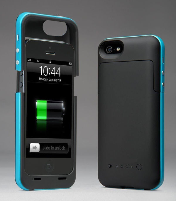Best 2500mah Rechargeable External Battery Backup Charger Case Portable Power Bank Powerbank Cover Fundas for Apple iPhone 5 5s(China (Mainland))