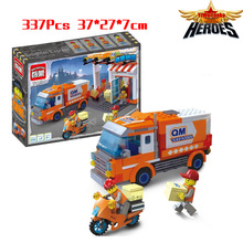 Hot City Express Series Action Figures Mini Figures Building Blocks Classic Toys Kid Toys Gift Compatible With Legoed Lbk_qm_008