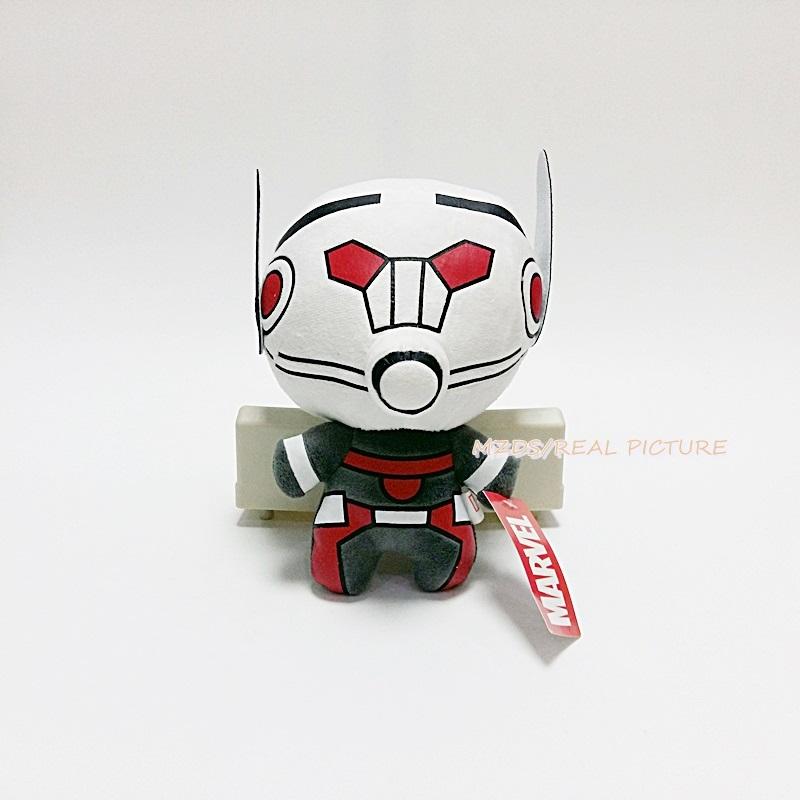 Marvel Comics Captain America Civil War Antman Plush Toys 20CM Cute Stuffed Dolls Children Gift Free Shipping(China (Mainland))