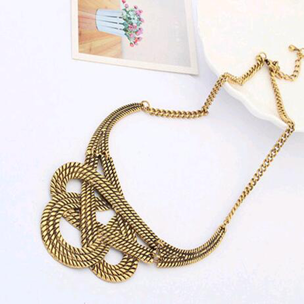 2016 New Hot fashion necklace party well, chunky luxurious necklace statement necklace(China (Mainland))