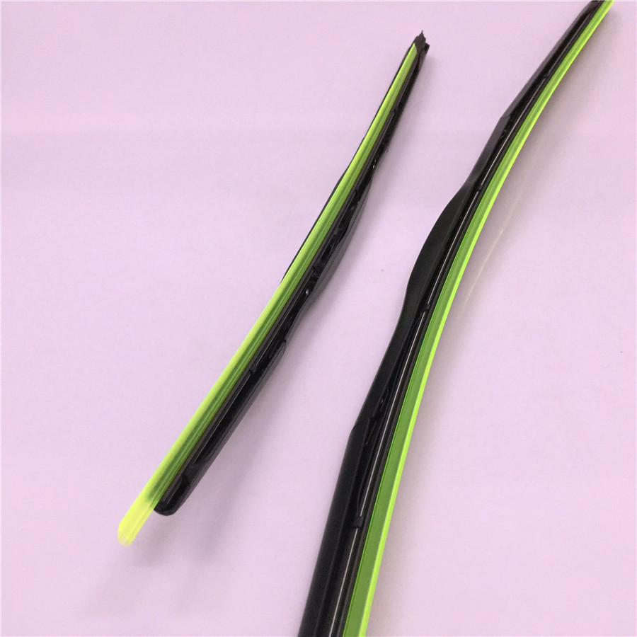 For China Motor Junjie FRV H530 wipers Kubao special three-boneless wiper car wiper wiper blade free shipping(China (Mainland))