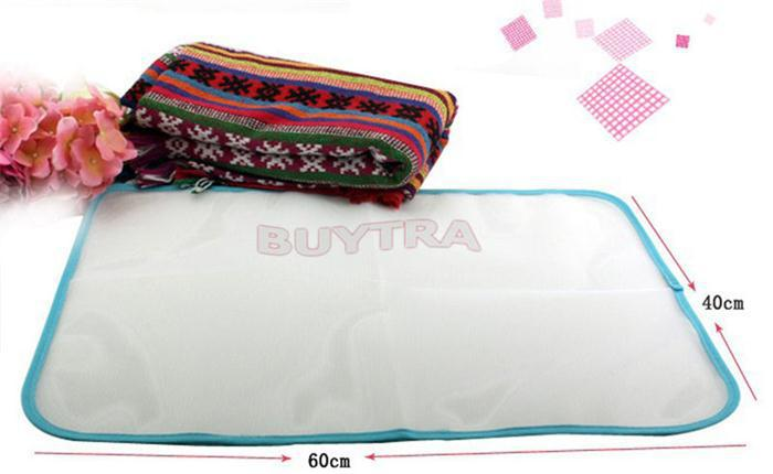 36x58cm Cloth Cover Protect Ironing Pad House Keeping Convenient Ironing Boards #03(China (Mainland))