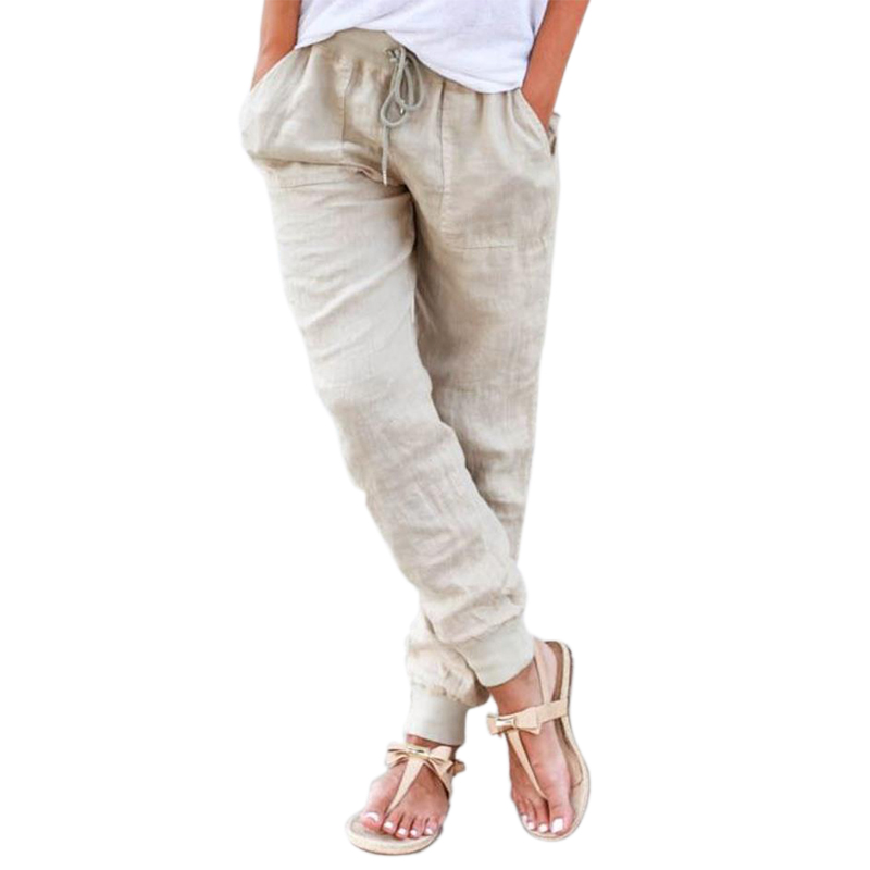 cheap womens linen pants - Pi Pants