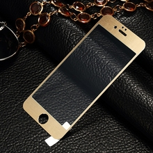 New Special Offer 0.2MM 9H Premium Aluminium Tempered Glass For iphone6 Mobile Phone Screen Protector High Quality