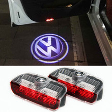 LED Door Warning Light VW Projector Golf 5 6 7 Jetta MK5 MK6 MK7 CC Tiguan Passat B6 B7 Scirocco Harness - YM Technology Co., Ltd. store