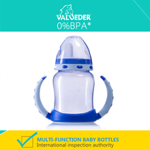 2015 Valueder feeding cup baby water bottle prevent leakage children's drinkware drinking water bottle for kids(China (Mainland))