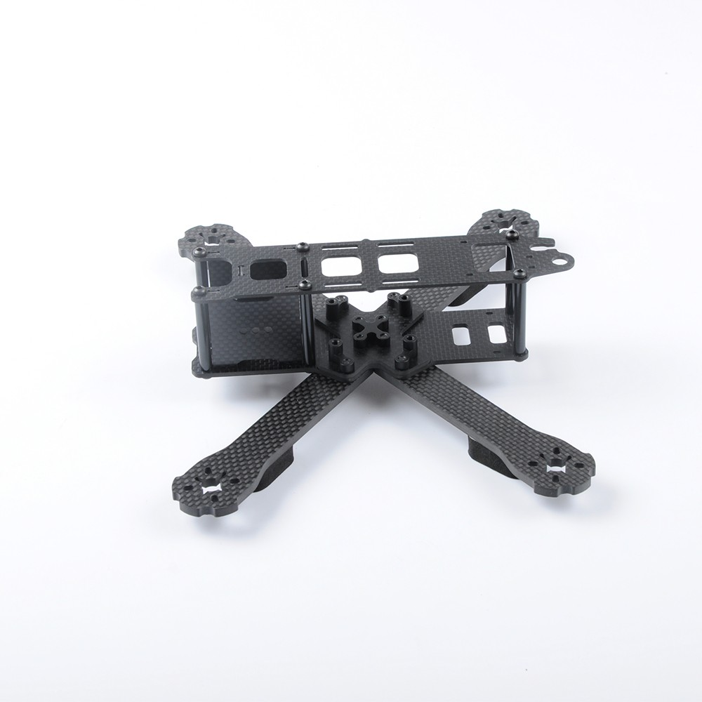 4mm Thickness QAV220 QAV210 QAV-R FPV Racing Drone Quadcopter Multirotor Frame 220mm X Cross Shape
