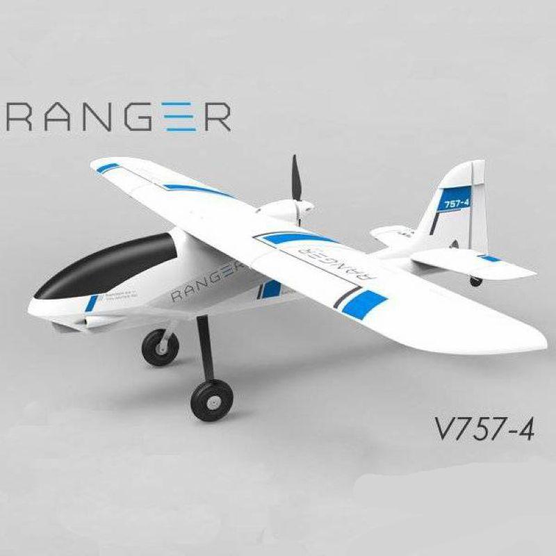 Free shipping Volantex Ranger 757-4 7574 FPV 1380mm Wingspan EPO RC Airplane KIT