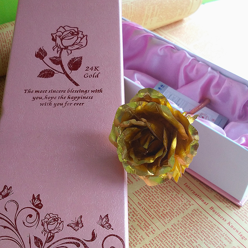 Aliexpress Com Buy Wr Romantic Rose 24k Gold Dipped: Popular Eternal Roses-Buy Cheap Eternal Roses Lots From