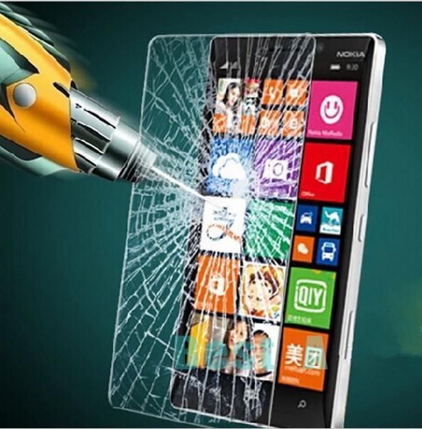 Высокое качество 0.26 мм 9 H закаленное стекло для Nokia Lumia 430 630 635 535 920 925 435 730 640 XL 540 950 фильм протектор чехол