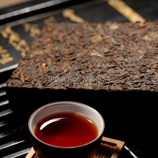 250g Ripe Puer Tea Oldest Pu er Tea Ansestor Antique Honey Sweet Dull red Puerh tea