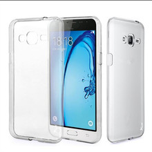 Soft Silicon Crystal Transparent Clear TPU Cover Samsung Galaxy J1 J2 J3 J5 J7 mini ace J120F J210F J310F J510F J710F - 3C Sea store