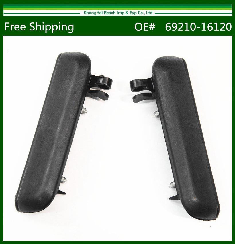Buy New Pair Set Exterior Door Handle For