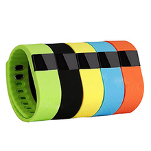 TW64 Fitness Tracker Bluetooth Smartband Sport Bracelet Smart Band Wristband Pedometer For iPhone IOS Android PK Fitbit