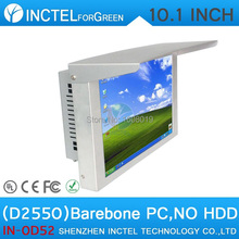 2015 Barebone PC Desktop Computer All in One PC 10'' LED Gtouch AbonTouch high temperature 5 wire resistive IP61 standard(China (Mainland))
