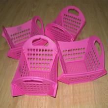 Folding chips fast food basket for restaurant bread basket portable basket 1pcs(China (Mainland))